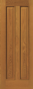 JB Kind R-11-2M Oak Door
